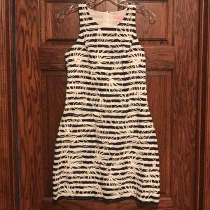 NWT Lilly Pulitzer Pearl Dress dress. Size 4